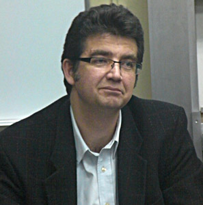 Akif Kirecci, Associate Professor