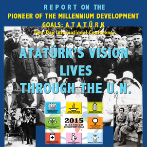 MDGS & ATATÜRK - Report Cover