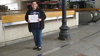 amanda-spu-volunteer-at-journal-square