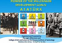 PIONEER OF THE MILLENNIUM DEVELOPMENT GOALS: ATATÜRK - Inaugural Session - April 19, 2013