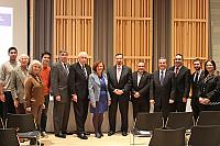 THE IMPACT OF THE LAUSANNE PEACE TREATY IN THE WORLD - High Level Panel - Columbia University, NY, Nov. 14, 2013