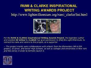 rumi-clarke-inspirational-writing-awards-project