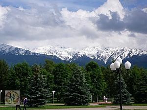 almaty-the-first-president-park-mountain-w-4-white-lamp-s