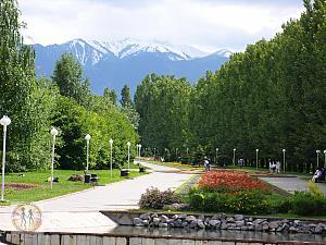 almaty-the-first-president-park-road-mountain2-s