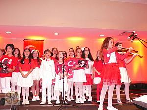 April-23rd: 6th Annual International Children's Day-Atatürk School