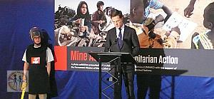 MINE ACTION IS HUMANITARIAN ACTION - In support of the International Day for Mine Awareness and Assistance in Mine Action - April 4