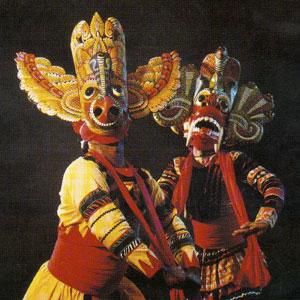 Light Millennium Dances Masks And Drums Of Sri Lanka