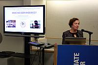 Bircan Unver, CUNY-GC, NYC, Oct. 20, 2014